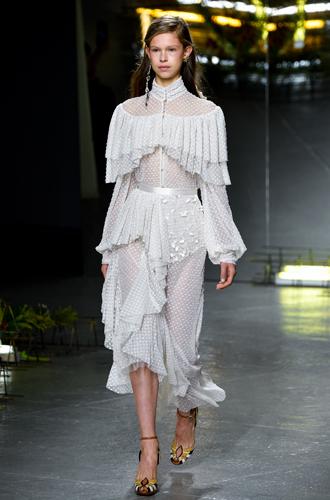 Фото №7 - 13 трендов весны (и лета) с показов Недели моды в Нью-Йорке