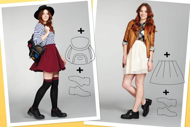 Фото №3 - Исходные данные: как собрать идеальный гардероб?