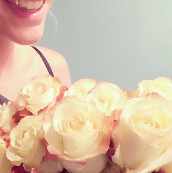 Фото №10 - Звездный Instagram: Знаменитости и цветы
