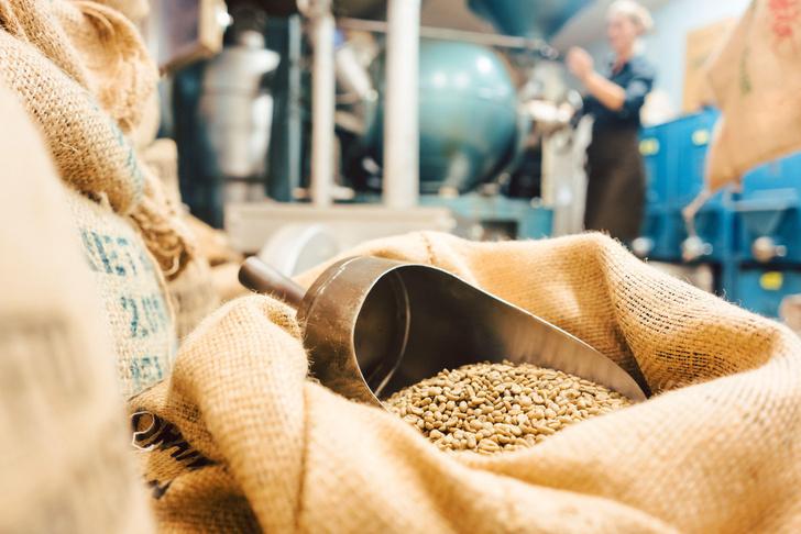 Фото №2 - Инфографика: ведущие страны мира по производству кофе