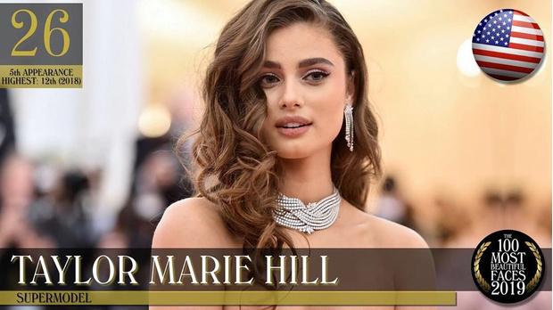 Фото №75 - Международный рейтинг: 100 самых красивых женских лиц 2019 года