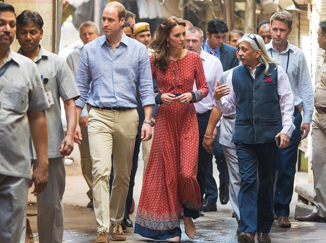 Фото №14 - Индия: история королевских визитов