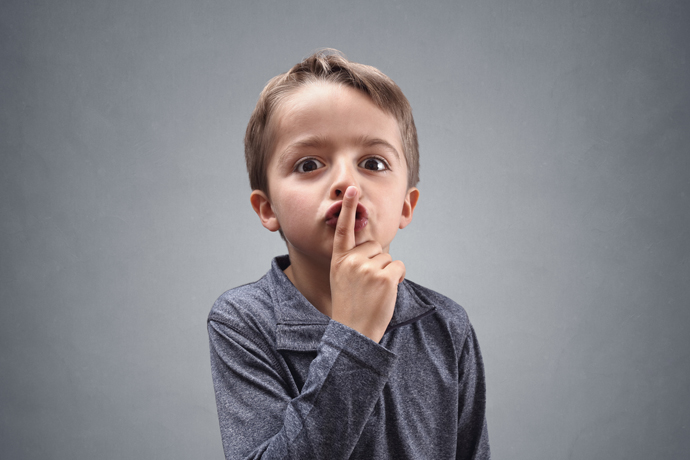 Eight phrases that are harmful to children