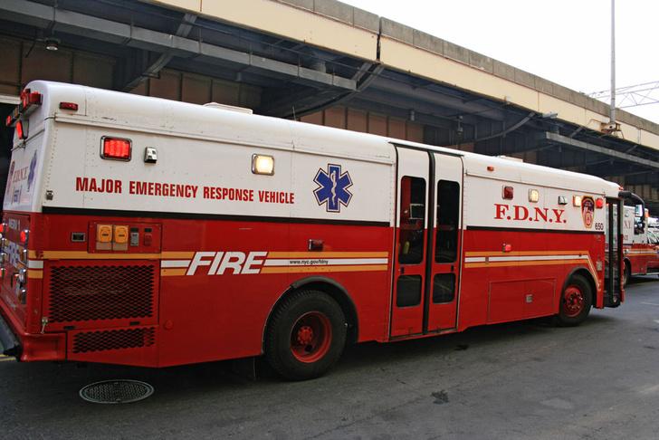 Фото №5 - Огненный тюнинг: как устроены американские пожарные машины