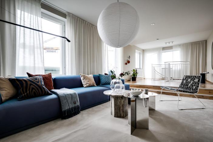 Фото №2 - Коммунальная квартира в Швеции: новая концепция жилья