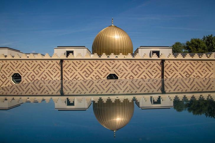 Фото №2 - Современная мечеть в Кембридже