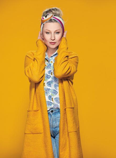 Фото №1 - Ольга Медынич: «Теряю ключи по пять раз за месяц»