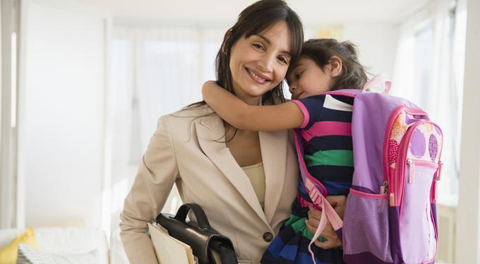 На какие невидимые жертвы идут работающие матери?