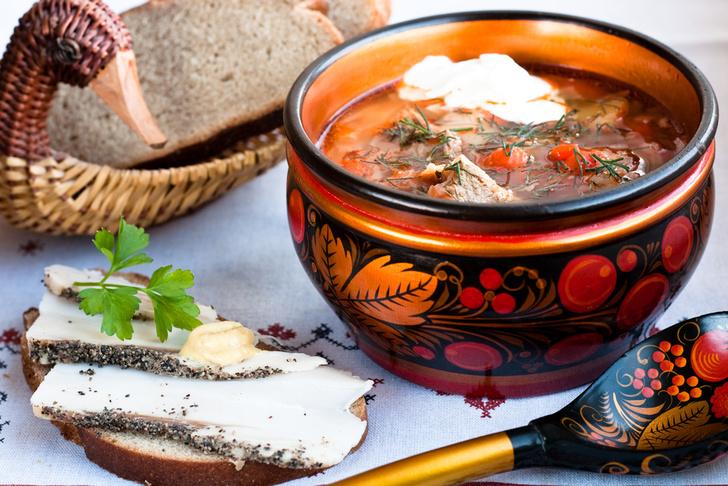 Фото №1 - Рецепты русской кухни от Александра Дюма
