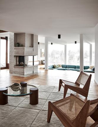 Фото №4 - Двухэтажная вилла в Швеции для семьи дизайнеров