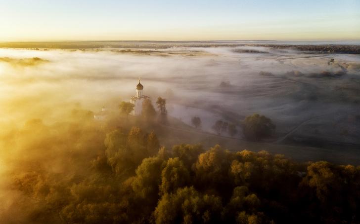 Фото №1 - Один кадр: п. Боголюбово, Владимирская область
