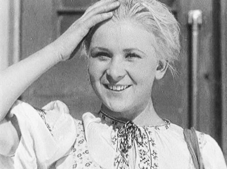 Фото №5 - Богини советского черно-белого кинематографа