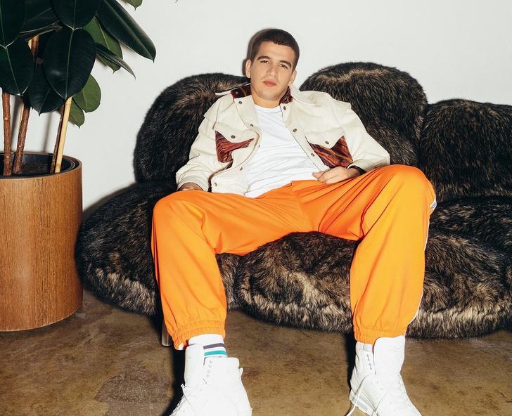 Фото №1 - Популярный российский хип-хоп артист Feduk стал лицом линейки EXTRA BASS от Sony