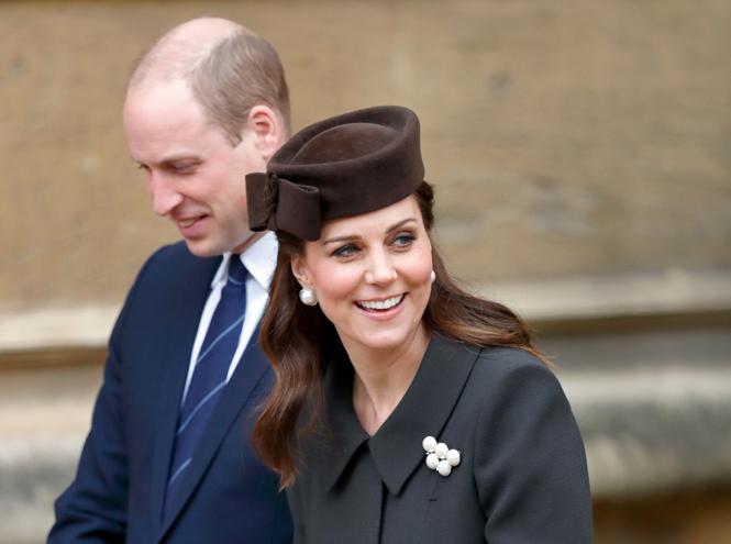 Фото №4 - Принц Уильям рассекретил пол третьего ребенка