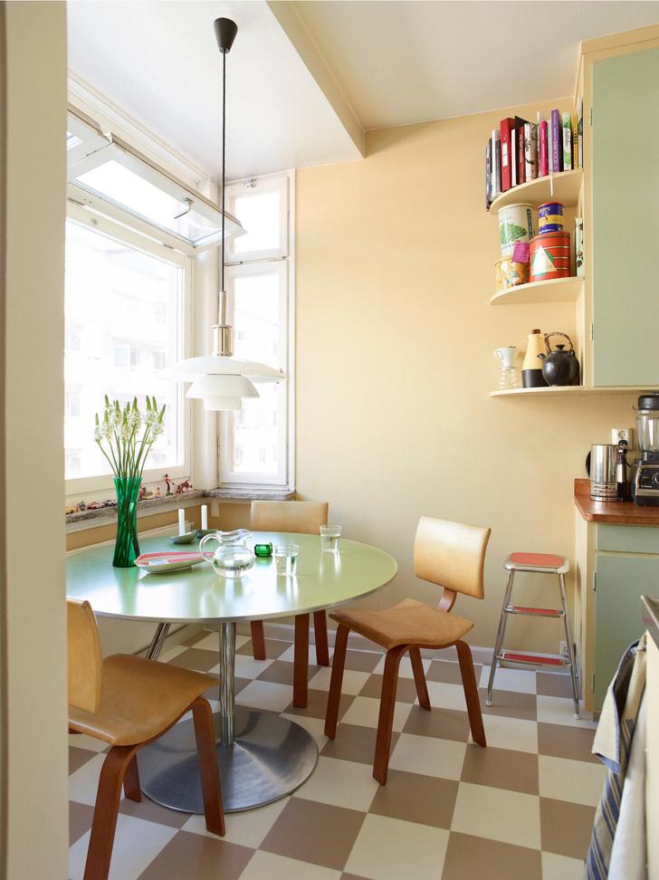 Фото №6 - Тренды 2020: кухня в винтажном стиле