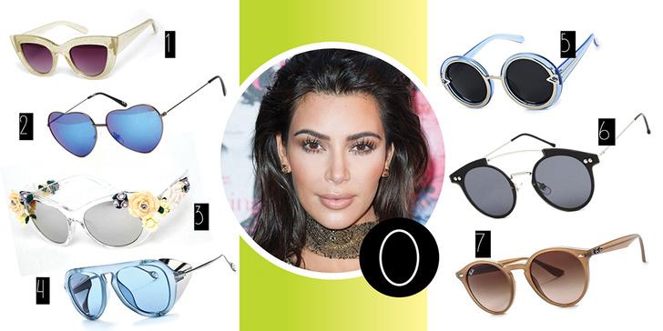 Фото №4 - Инструкция: как выбрать идеальные солнцезащитные очки по типу лица