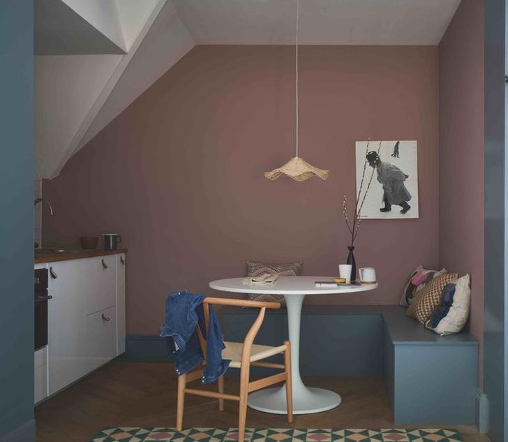 Фото №7 - 10 способов преобразить интерьер с помощью краски