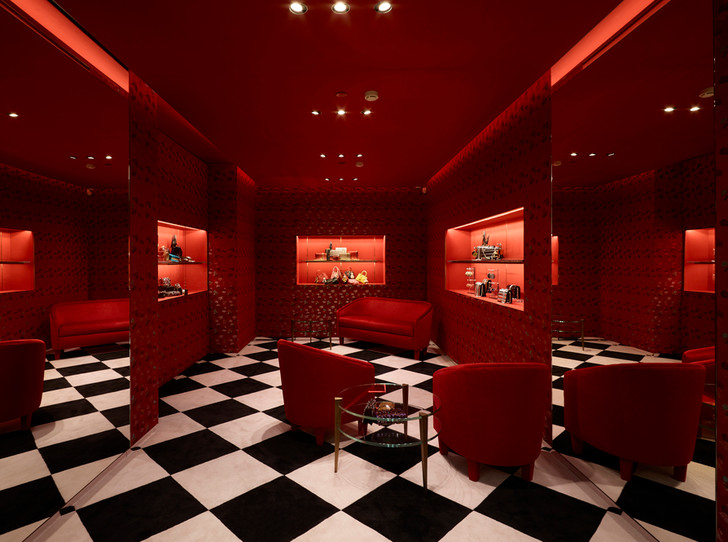 Фото №14 - Ирина Горбачева, Ксения Собчак и другие звезды на открытии нового магазина Prada в Москве