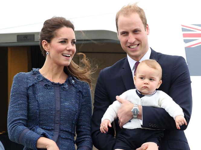 Фото №6 - 10 вещей о принце Джордже, которых вы не знали