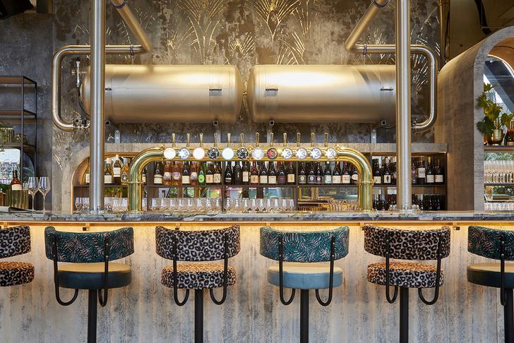 Фото №8 - Ресторан Bondi Green в Лондоне