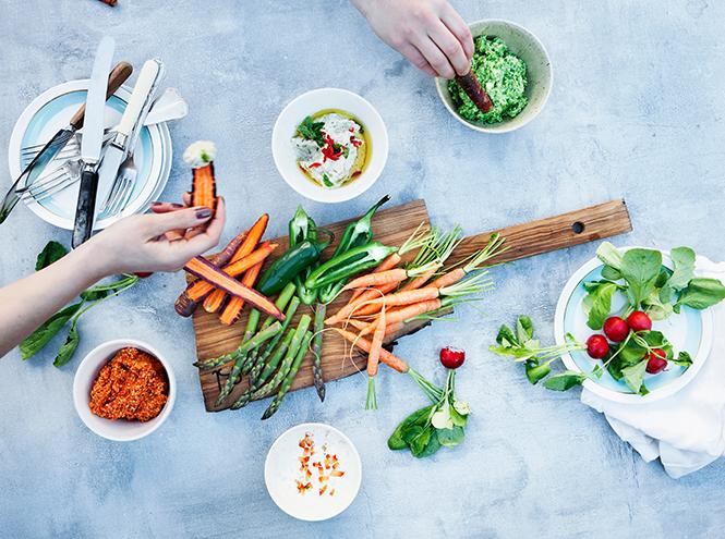 Фото №2 - Вегетарианцы против веганов: самое полезное питание