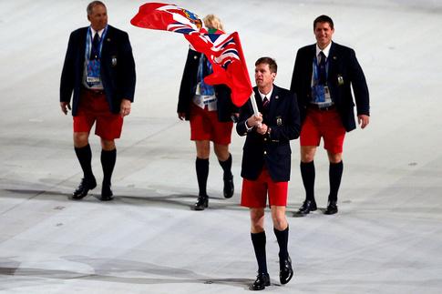 Олимпиада, Олимпийские игры, Сочи-2014, Бермуды