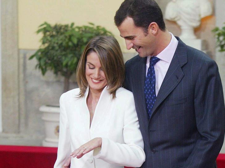 Фото №1 - Скажи «да!»: помолвочные кольца европейских принцесс и королев