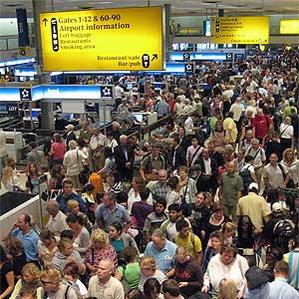 Фото №1 - Британии грозят забастовки аэропортов