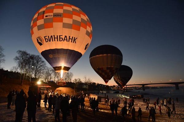 Фото №1 - Федор Конюхов поднялся в небо на аэростате, чтобы установить новый рекорд