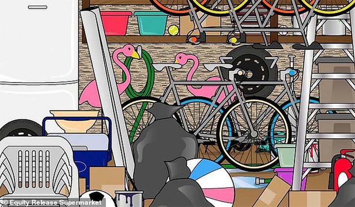 Фото №1 - Головоломка: найди на картинке велосипедный шлем