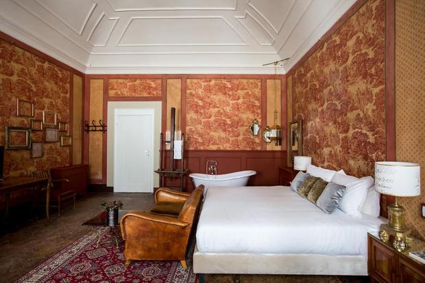 Фото №20 - Бутик-отель Oltrarno Splendid во Флоренции