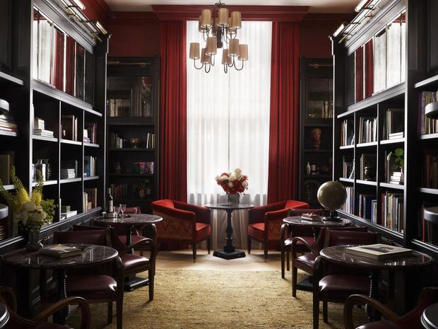 Фото №2 - Романтичный отель NoMad в Лондоне