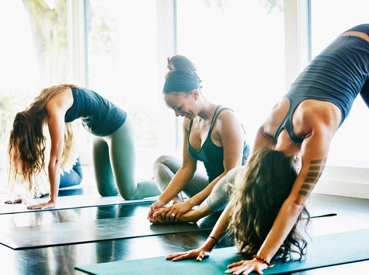 Фото №3 - Самые эффективные упражнения на выносливость и координацию