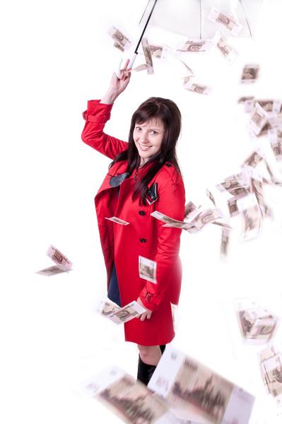Фото №2 - А вот и в деньгах: сколько средств нужно россиянам для счастья