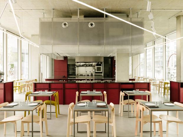 Фото №8 - На контрасте: ресторан Remi в Берлине