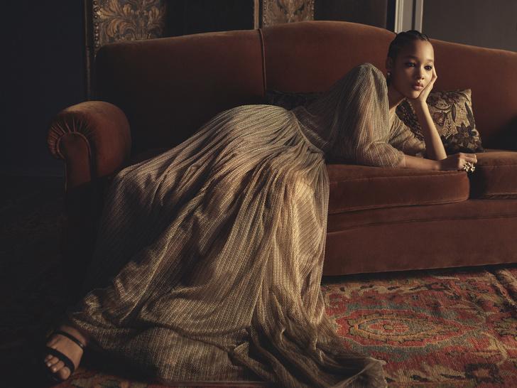 Фото №1 - Чистое золото: Dior представил капсулу весна-лето 2021