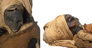 """Ученые """"обследовали"""" мумию на КТ и выяснили, что стало причиной гибели египетского фараона"""