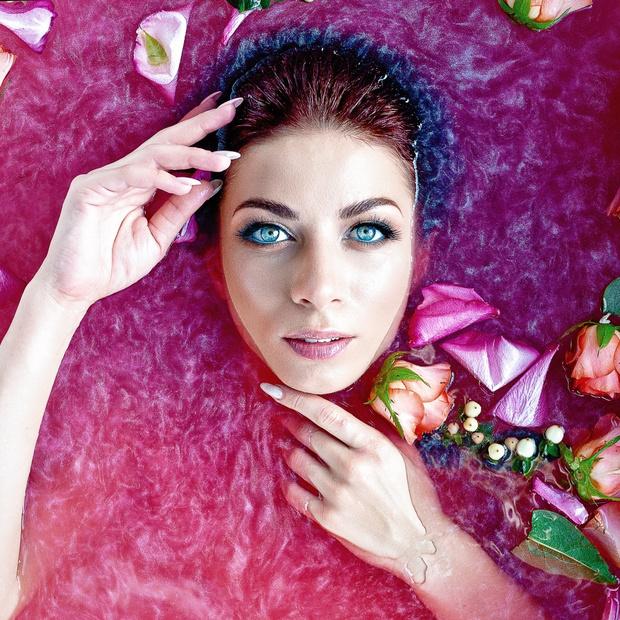 Model: Кристина Перекальская; Photo: @siluetpro