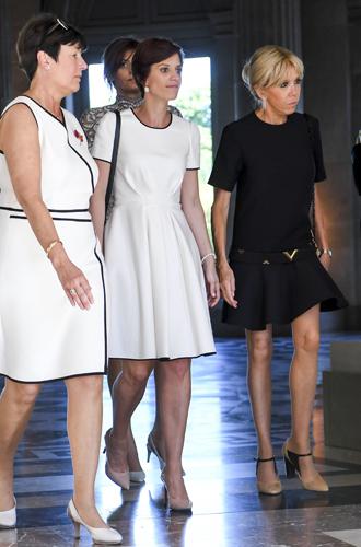 Фото №5 - G7 в Брюсселе: как выглядят первые леди европейских государств
