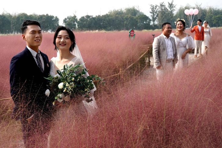 Фото №1 - Китай после карантина переживает бум разводов