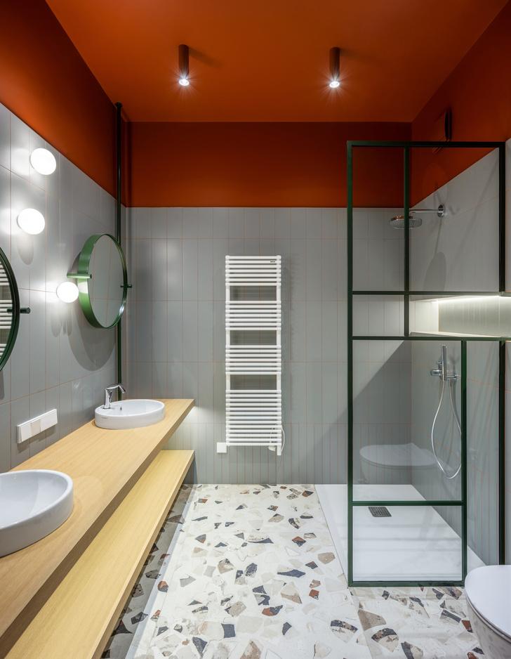 Фото №15 - Квартира 260 м² для семьи с тремя детьми и собакой