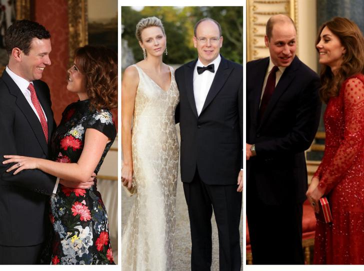 Фото №1 - Проверка чувств: королевские пары, которые не спешили жениться