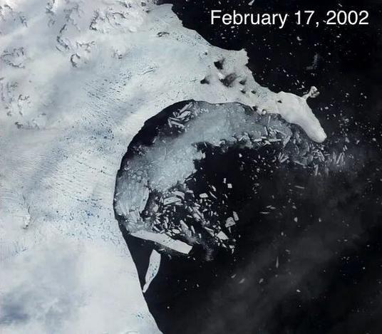Фото №11 - Было— стало: 6 примеров того, как человек и изменение климата влияют на планету