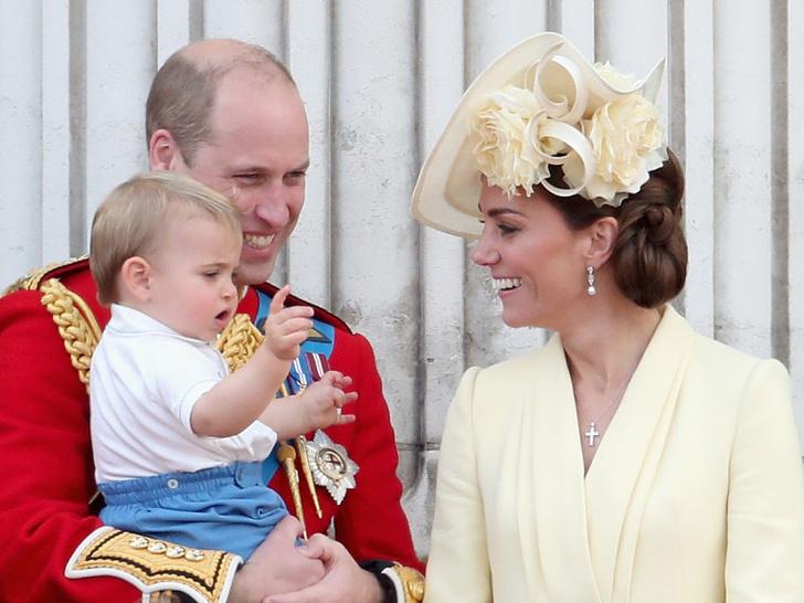Фото №2 - Универсальный подход: одна-единственная фраза, которой Кейт успокаивает детей (с первого раза)