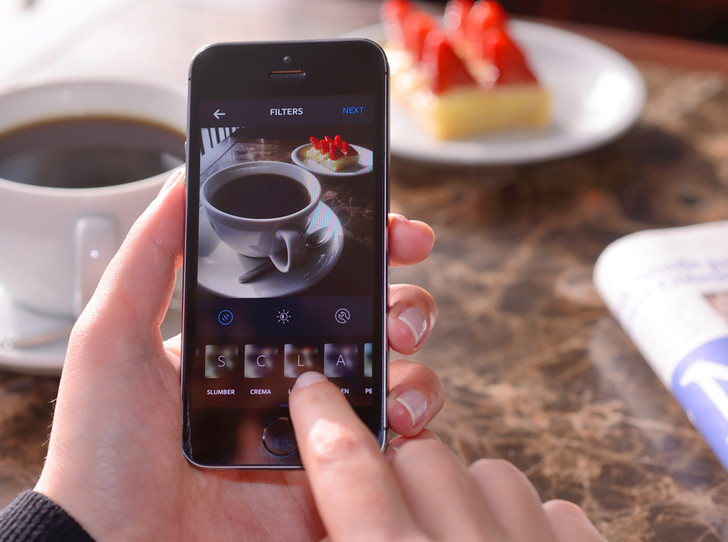 Фото №1 - 7 секретов идеальной фотографии с кофе для Instagram