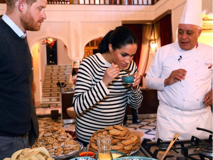 Фото №3 - Пищевые привычки герцогини Меган: от необычных до сомнительных