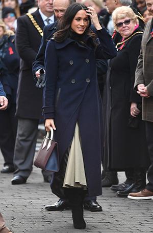 Фото №4 - Меган Маркл и принц Гарри начали свой тур по Великобритании