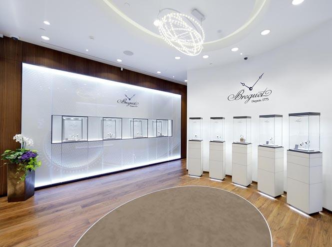 Фото №4 - Breguet: как выглядит новый бутик легендарного бренда