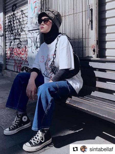 Фото №2 - С чем носить кеды осенью 2020: 10 модных идей