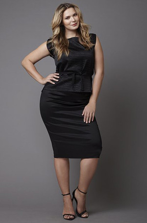 Фото №6 - Катя Жаркова: правила шопинга для девушек plus size